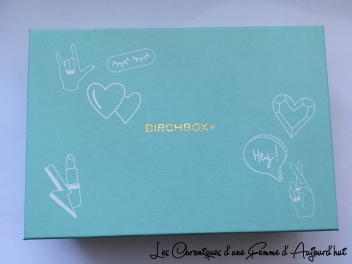 BirchboxFévrier3