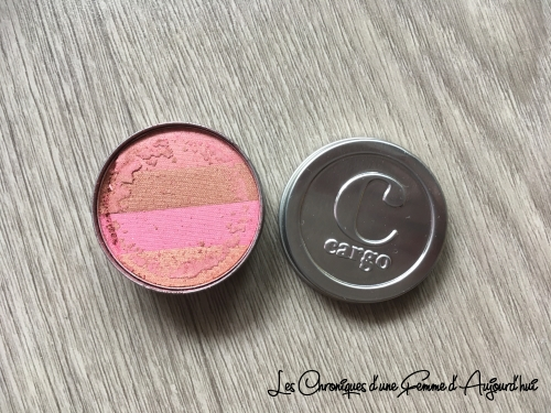 Birchbox - Cargo Cosmetics Beach Blush