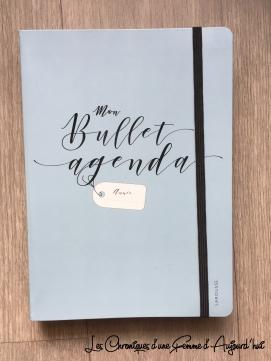 Juillet Fnac Bullet Journal - 2