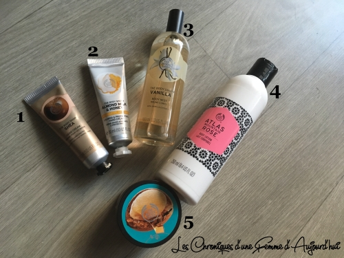 The Body Shop Solde 2017