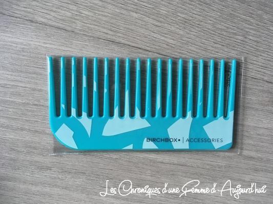 Birchbox - Peigne à cheveux