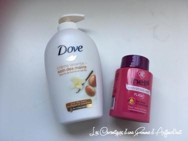 Dove - Bain Dissolvant