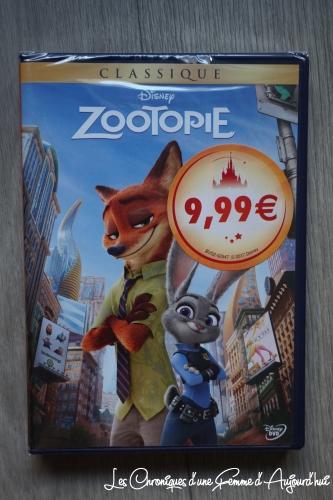 Promotion Cultura DVD Disney