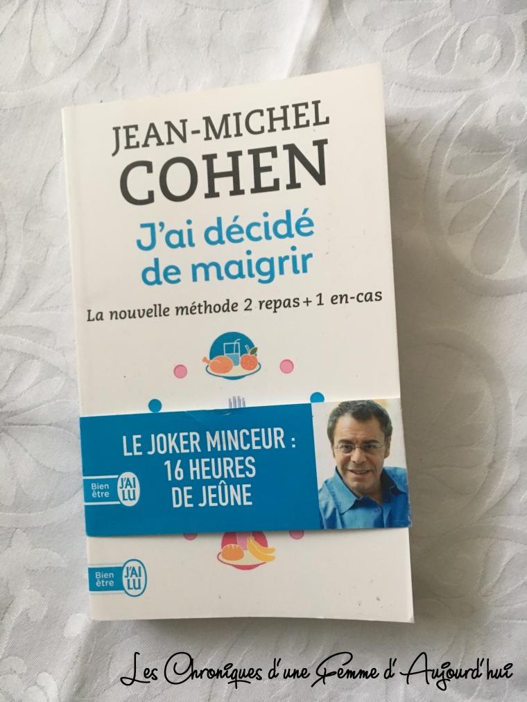 J'ai décidé de maigrir - Cohen