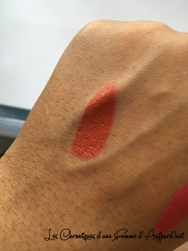 Wish - Rouge à lèvre - ColourPop - Swatch
