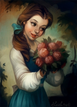 belle_by_loish-d5ugiwy