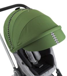 Stokke Scoot Black Melange with Style Kit Racing Green 150908-8755.SP_34975