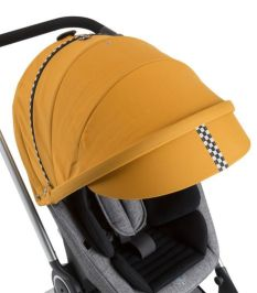 Stokke Scoot Black Melange with Style Kit Racing Yellow 150908-8764.SP_34977